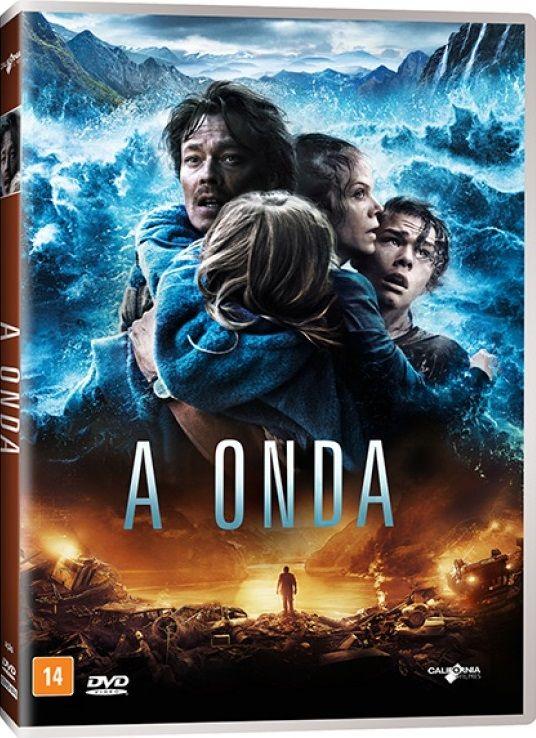 A Onda (2015) DVD-R Dublado Torrent